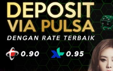 judi online deposit pulsa